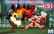 King Of Fighters Wing 3 - Minigamers com