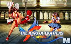 king of fighters wing ex minigamerscom