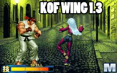 King Of Fighters Wing 2 - Minigamers com